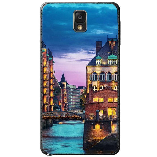 Husă German Bridge SAMSUNG Galaxy Note 3 Guardo.shop