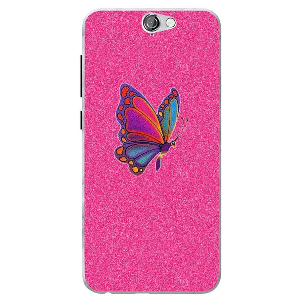 Husă Glitter Butterfly HTC One A9 Guardo.shop