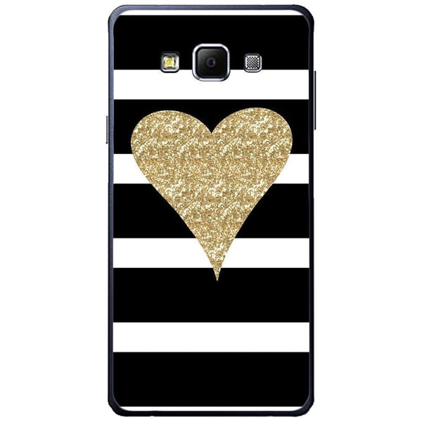 Husă Glitter Heart SAMSUNG Galaxy A7 Guardo.shop