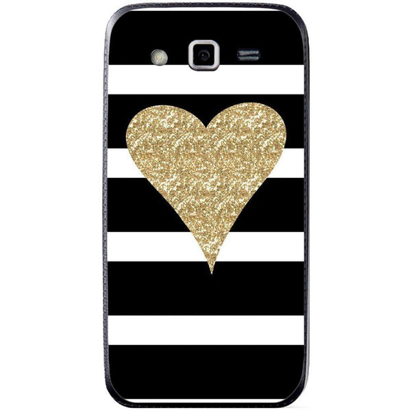 Husă Glitter Heart SAMSUNG Galaxy Grand 2 Guardo.shop