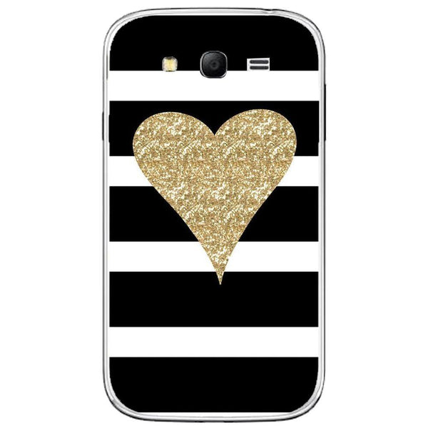 Husă Glitter Heart SAMSUNG Galaxy Grand Guardo.shop