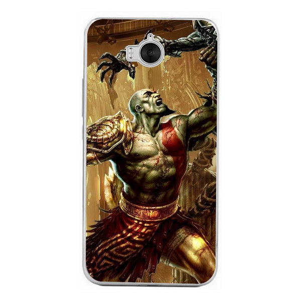 Husă God Of War HUAWEI Y6 2017 Guardo.shop