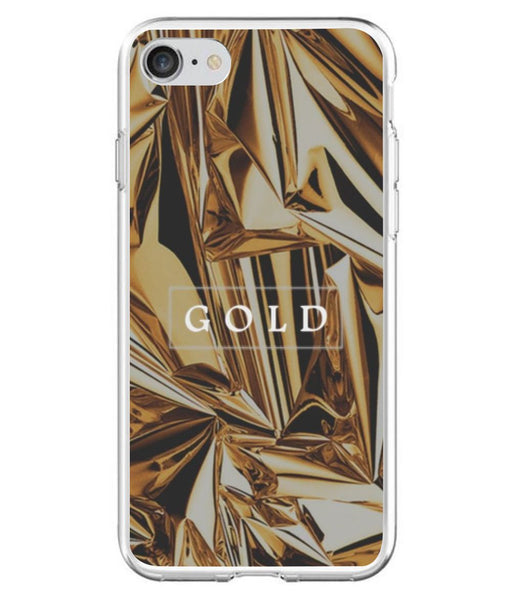 Husă Gold APPLE Iphone 7 Guardo.shop