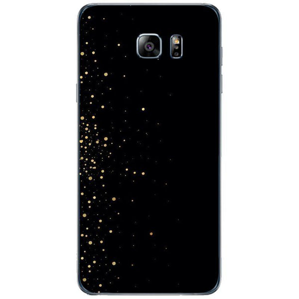 Husă Gold Cercle On Black SAMSUNG Galaxy Note 5 Guardo.shop