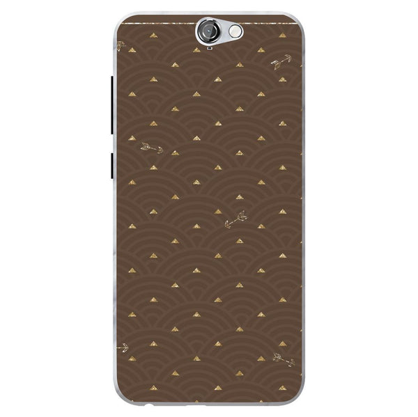 Husă Gold Pattern HTC One A9 Guardo.shop