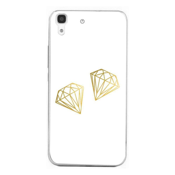 Husă Golden Diamonds HUAWEI Y6 Ii Guardo.shop