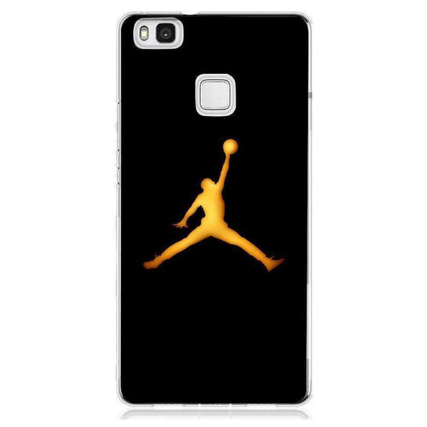 Husă Golden Jordan Logo HUAWEI P9 Guardo.shop