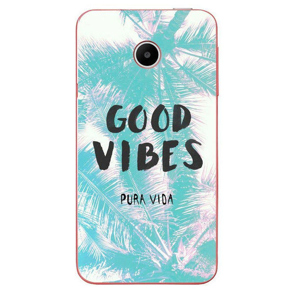 Husă Good Vibes HUAWEI Y330 Guardo.shop
