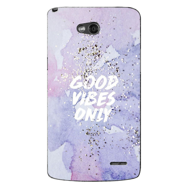 Husă Good Vibes Only LG L90 Guardo.shop