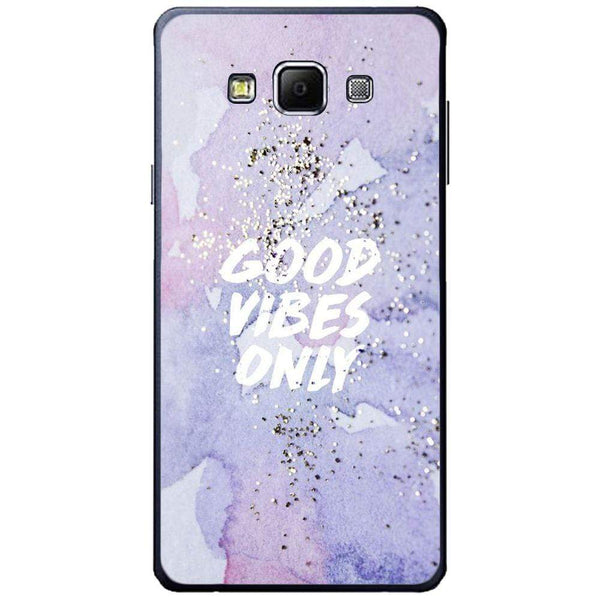 Husă Good Vibes Only SAMSUNG Galaxy A7 Guardo.shop
