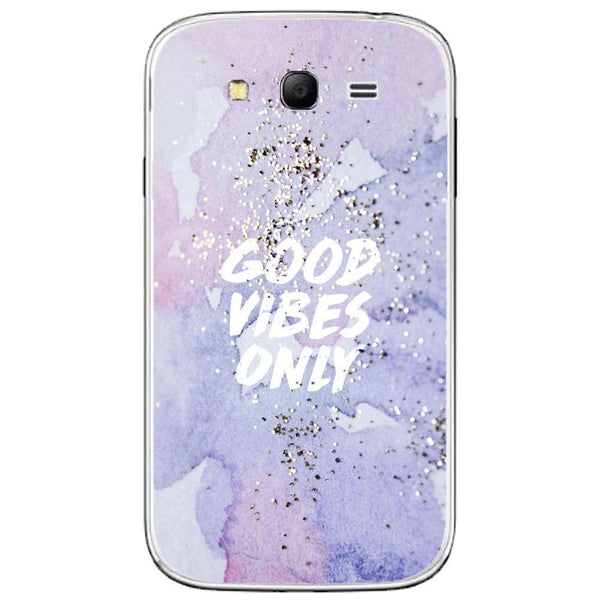 Husă Good Vibes Only SAMSUNG Galaxy Grand Guardo.shop