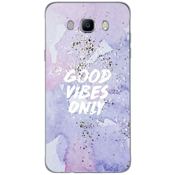 Husă Good Vibes Only SAMSUNG Galaxy J7 2016 Guardo.shop