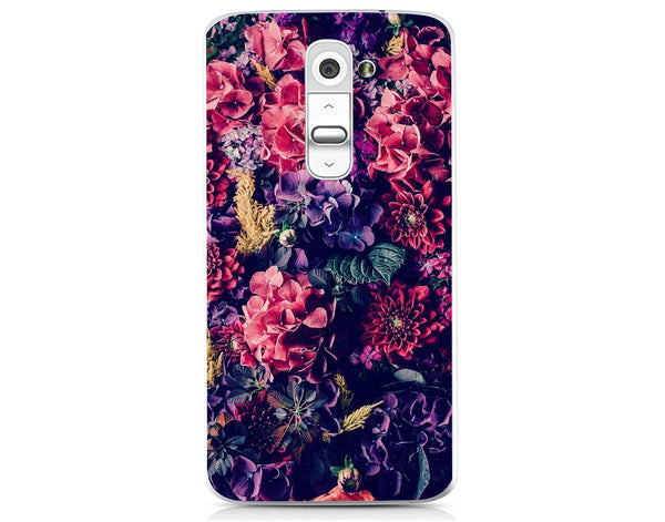Husă Gorgeous Flowers LG G2 Mini Guardo.shop
