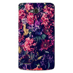 Husă Gorgeous Flowers LG L80 Guardo.shop