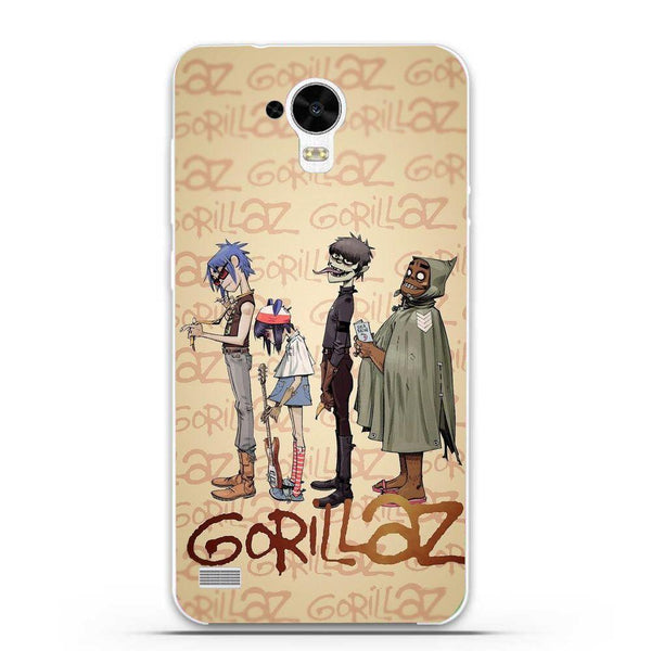 Husă Gorillaz Band HUAWEI Y5 Y560 Guardo.shop