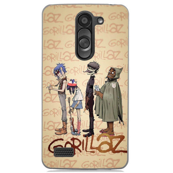 Husă Gorillaz Band LG L Bello Guardo.shop