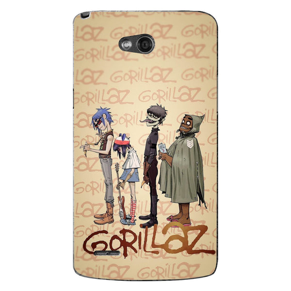 Husă Gorillaz Band LG L80 Guardo.shop