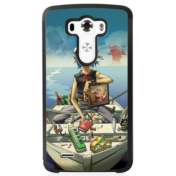 Husă Gorillaz Boat LG G3 Mini Guardo.shop