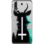 Husa Goth Cross Huawei P20 Guardo.shop