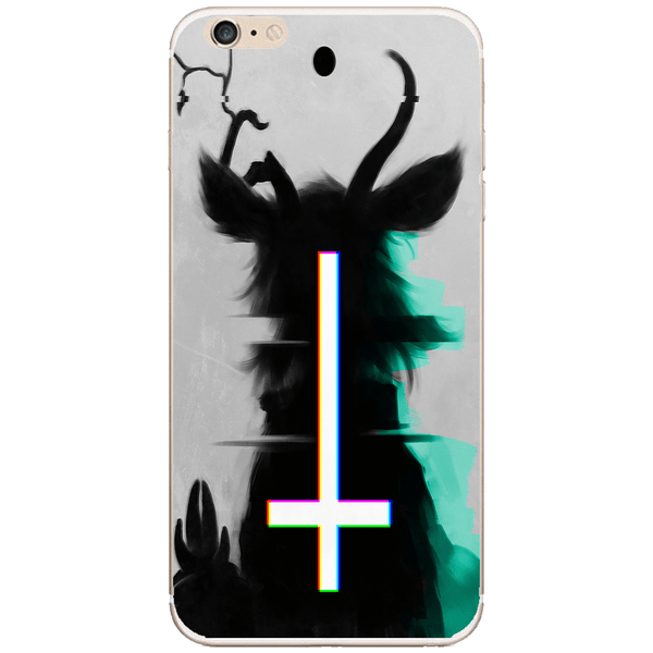 Husa Goth Cross Iphone 6 Guardo.shop