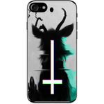 Husa Goth Cross iPhone 7 Guardo.shop