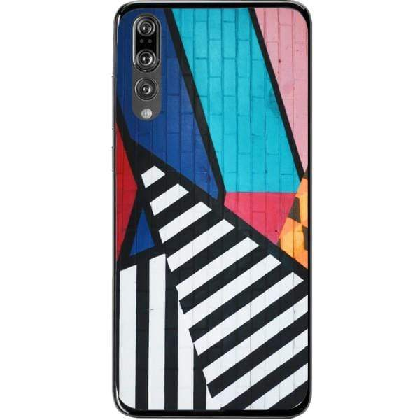Husa Graffiti art stripes Huawei P20 Pro Guardo.shop