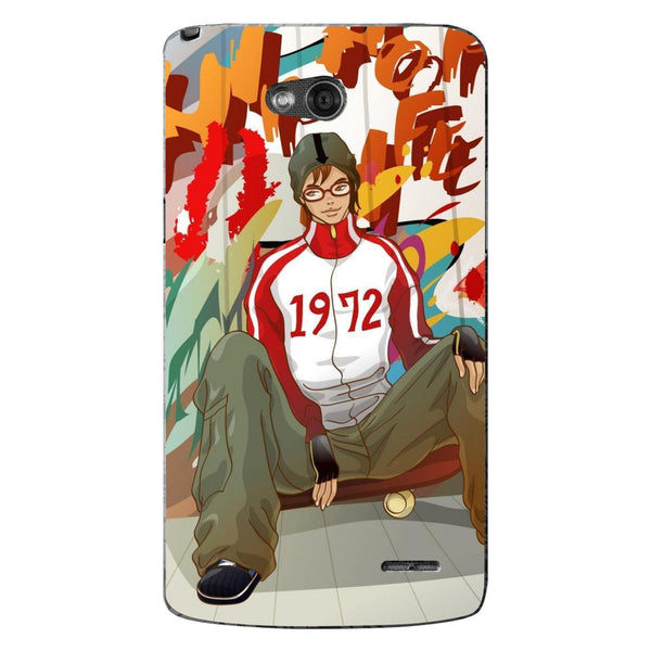 Husă Graffity Boy LG L90 Guardo.shop