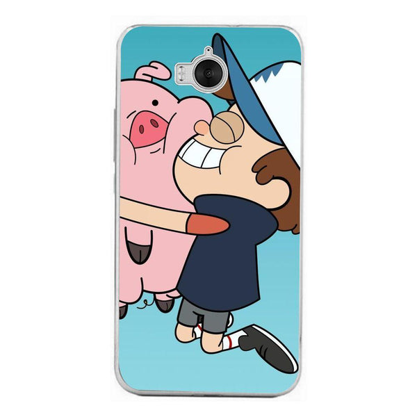 Husă Gravity Falls HUAWEI Y6 2017 Guardo.shop
