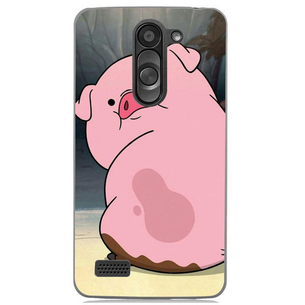 Husă Gravity Falls-pig LG L Bello Guardo.shop