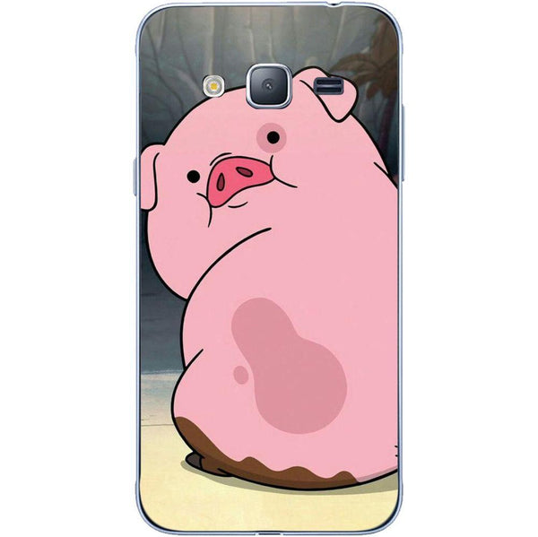 Husă Gravity Falls-pig SAMSUNG Galaxy J3 Guardo.shop