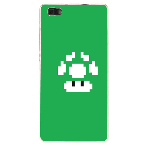 Husă Green Game Graphic HUAWEI P8 Lite 2017 Guardo.shop