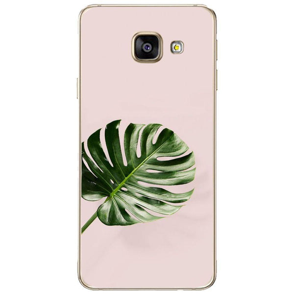 Husă Green Leaf SAMSUNG Galaxy A3 2016 Guardo.shop