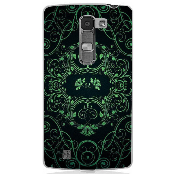 Husă Green Pattern LG Magna Guardo.shop