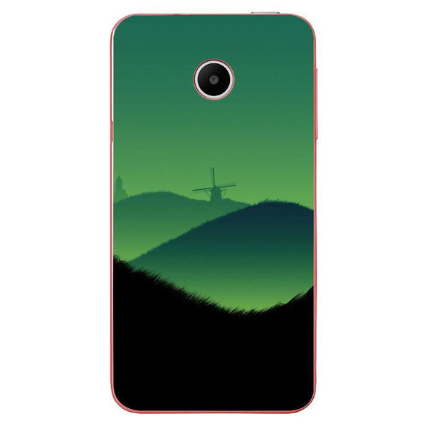 Husă Green Skyline HUAWEI Y330 Guardo.shop