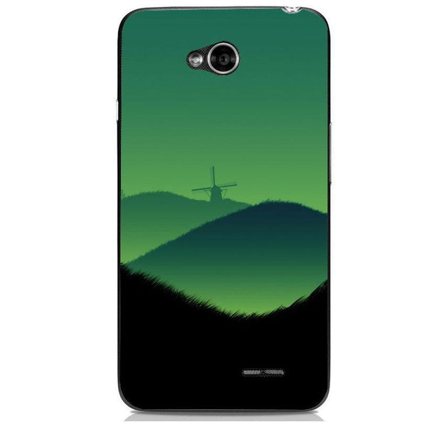 Husă Green Skyline LG L70 Guardo.shop