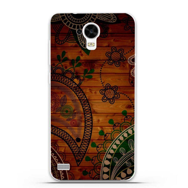 Husă Green Wooden Pattern HUAWEI Y5 Y560 Guardo.shop
