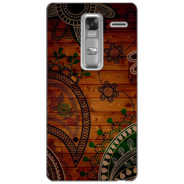 Husă Green Wooden Pattern LG Zero Class Guardo.shop