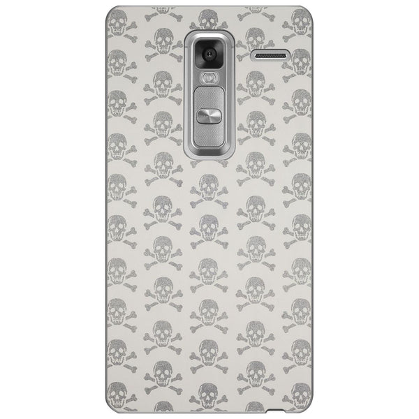Husă Grey Skulls LG Zero Class Guardo.shop