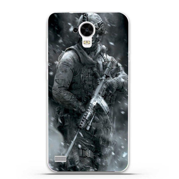 Husă Grey Soldier HUAWEI Y5 Y560 Guardo.shop