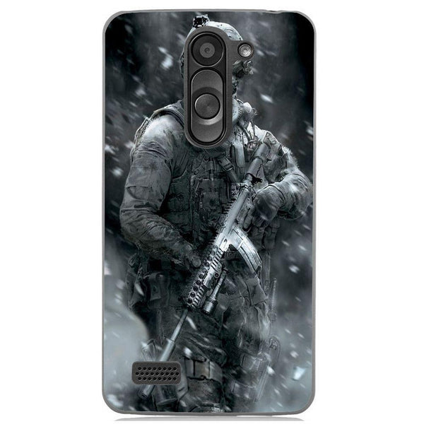 Husă Grey Soldier LG L Bello Guardo.shop