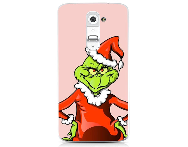 Husă Grinch LG G2 Mini Guardo.shop