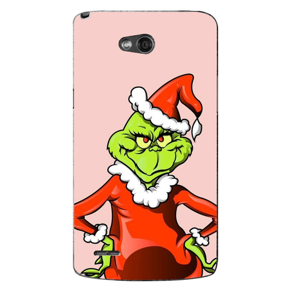 Husă Grinch LG L80 Guardo.shop