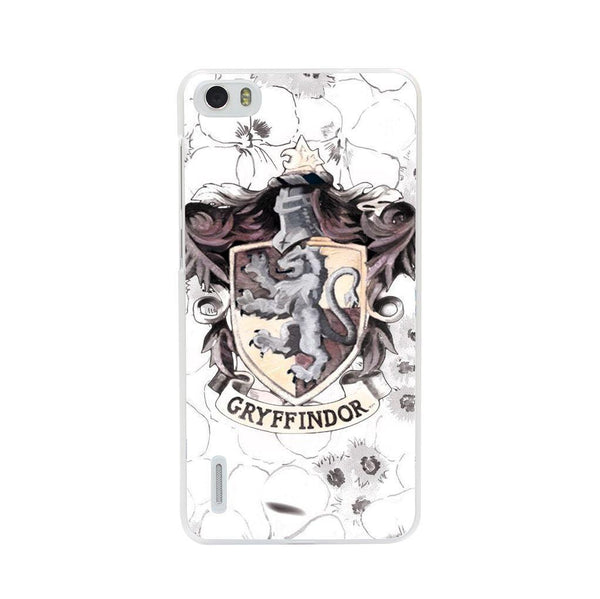 Husă Gryffindor Hogwarts Drawing HUAWEI G7 Guardo.shop