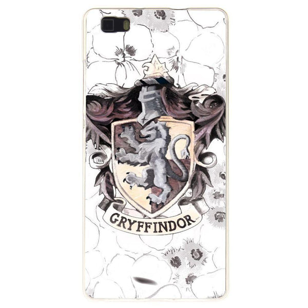 Husă Gryffindor Hogwarts Drawing HUAWEI P8 Lite Guardo.shop