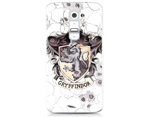 Husă Gryffindor Hogwarts Drawing LG G2 Mini Guardo.shop