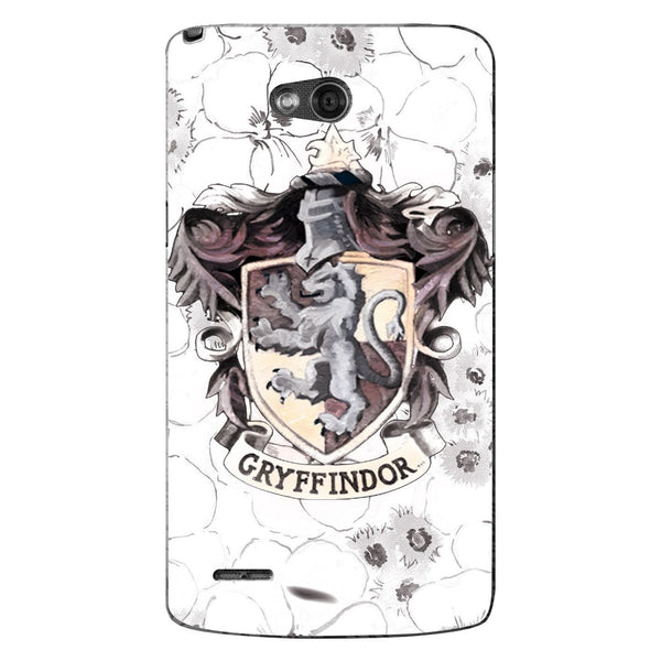 Husă Gryffindor Hogwarts Drawing LG L80 Guardo.shop