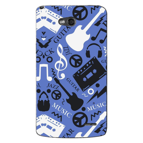 Husă Guitar Background LG L90 Guardo.shop