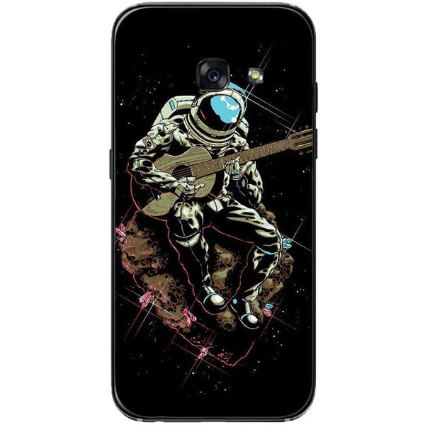 Husă Guitarist Astronaut SAMSUNG Galaxy A3 2017 Guardo.shop