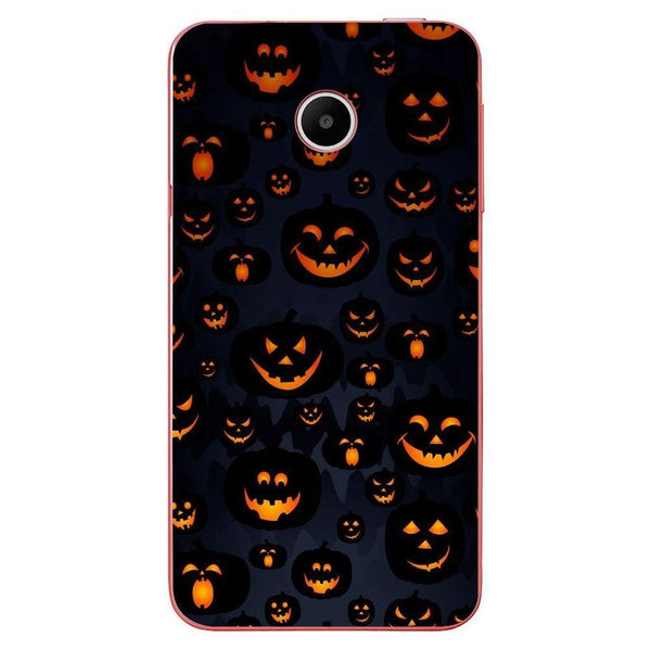 Husă Halloween Evil Pumpkins HUAWEI Y330 Guardo.shop