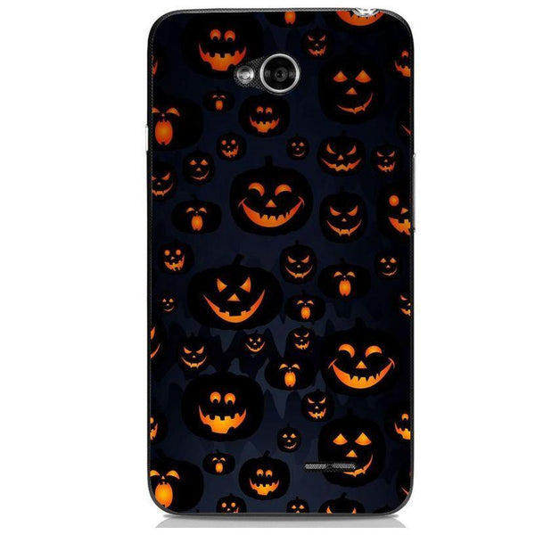Husă Halloween Evil Pumpkins LG L70 Guardo.shop